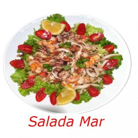 Salada mar